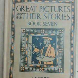 Great Pictures and Their Stories Book 7 1ST Ed 192